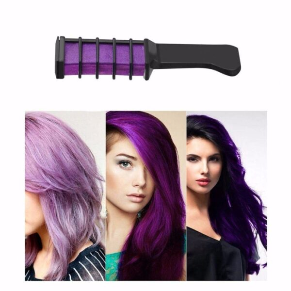Hair Color Comb - Temporary Party Color