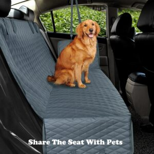 Dog Car Seat Cover - Waterproof Pet Transport
